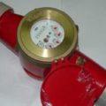 Счетчик горячей воды ВДГ 40, водосчетчик ВДГ 40