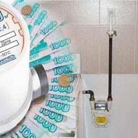 Стоимость по переносу счетчика газа на кухне