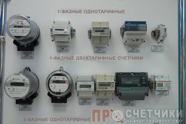 Мультитарифные системы учета электроэнергии